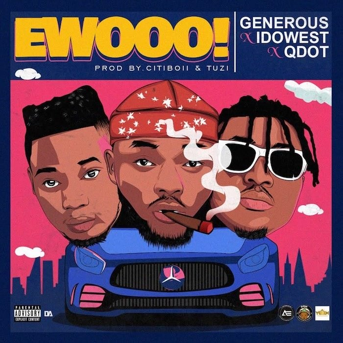 Photo of Download MP3 : Generous – Ewooo ft. Qdot x Idowest