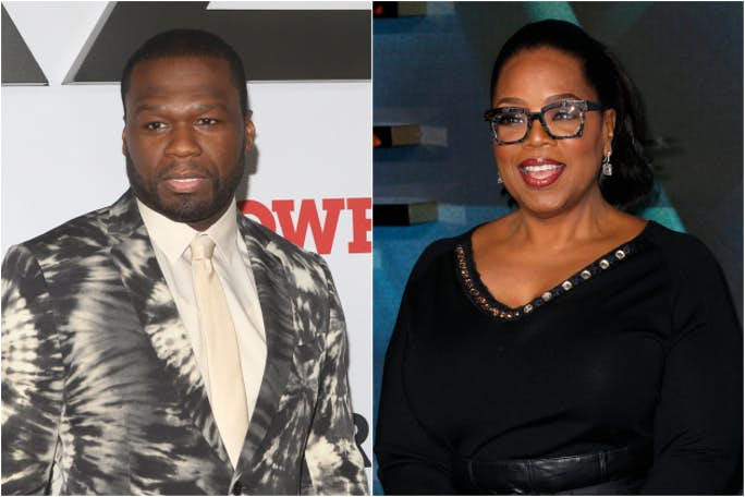 Photo of 50 Cent Continues To Slam Oprah Over Upcoming Sexual Assault Documentary