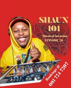 ? Shaun101 Musical Invasion 5FM Mix Mp3