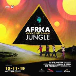 Black Coffee Africa Is Not A Jungle Mp3