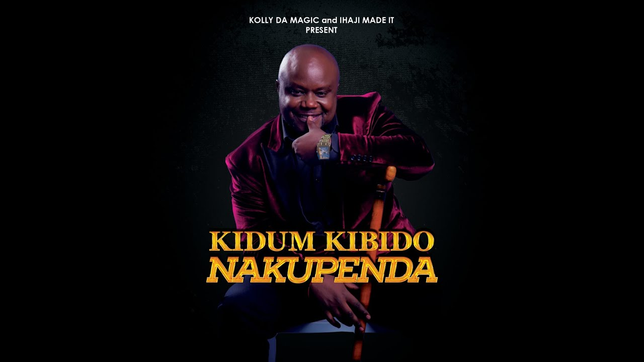 Photo of Kidum – Nakupenda