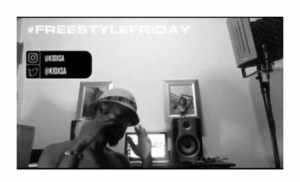 Kid X Freestyle Friday