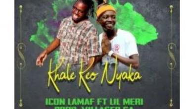 Photo of Icon Lamaf – Khale Keo Nyaka ft. Lil Meri