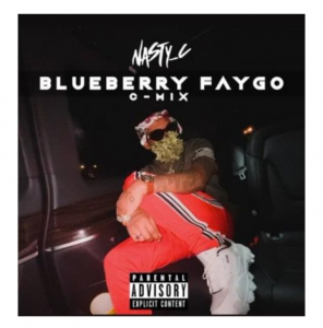 Nasty C Blueberry Faygo