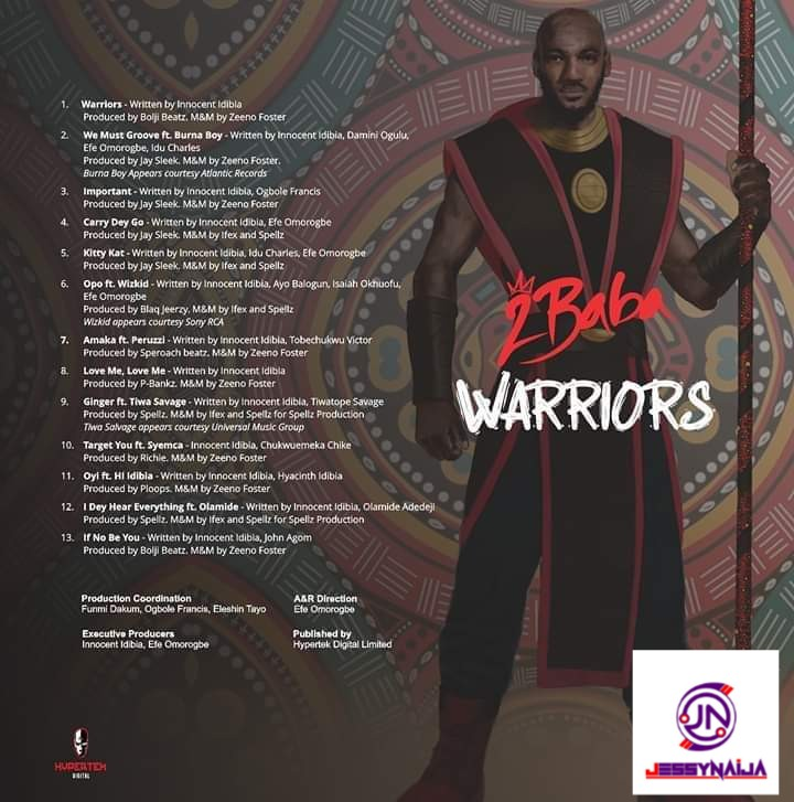 Photo of New Music: 2baba – If No Be You