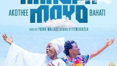 Photo of Bahati ft Akothee – NAKUPA MOYO