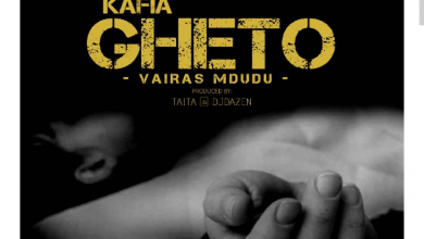 Photo of Vairas Mdudu – Kafia ghetto
