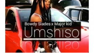 Photo of Body Slades – Umshiso ft. Major Kid