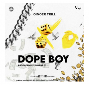 Ginger Trill Dope Boy