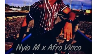 Photo of Nylo M x Afro Vicco – Russian Guitar (Afro Drum