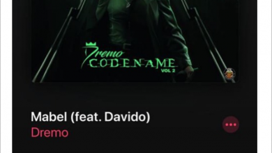 "Photo of Dremo – ""Mabel"" ft. Davido"
