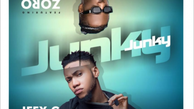 Photo of Ifex G – Junky ft. Zoro