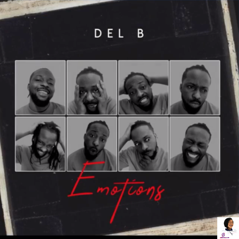 Photo of Del B –  Emotions