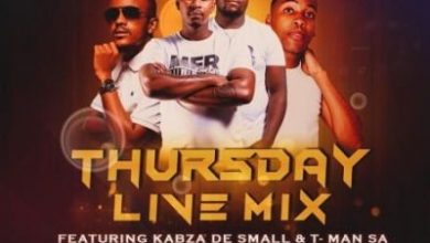 Photo of Kabza De Small – Thursday Live Mix