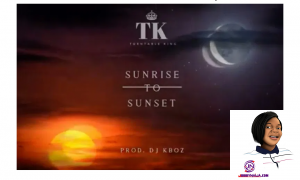 Dj Kboz Sunrise to Sunset