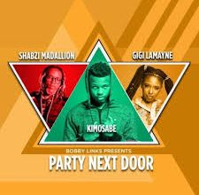 Photo of Bobby Links ft Kimosabe, Gigi Lamanye & Shabzi Maadallion – Party Next Door