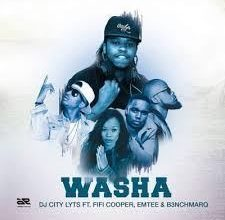 Photo of DJ Citi Lyts ft Emtee, Fifi Cooper & B3nchMarQ – Washa