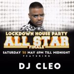 DJ Cleo Lockdown House Party Finale Mix