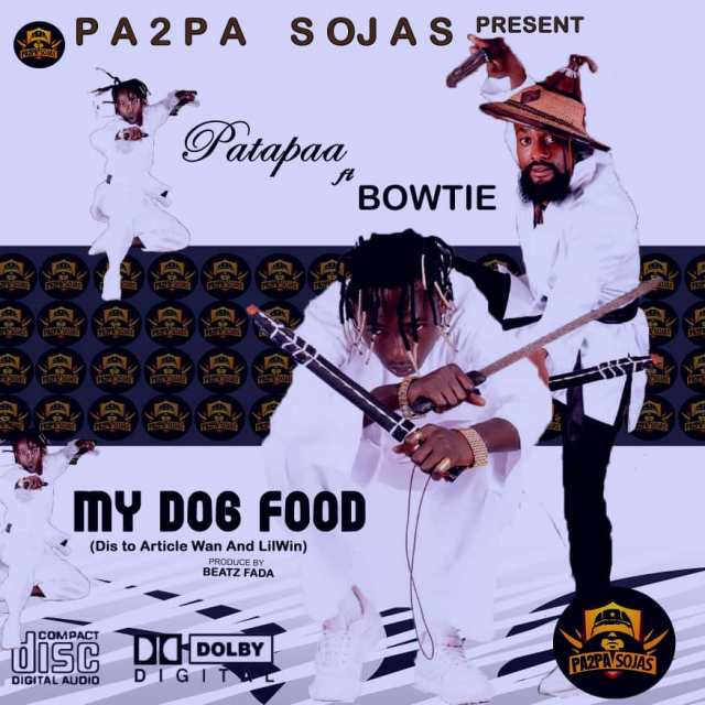 Patapaa My Dog Food