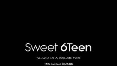 Photo of Sweet 6Teen – Black Is A Color Too