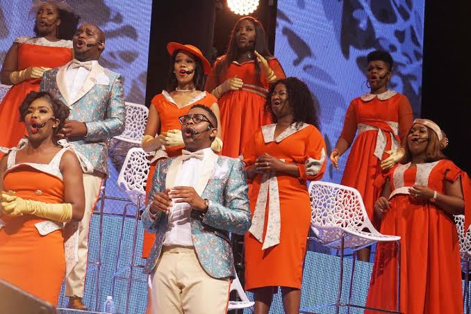 Joyous Celebration Akhonamandla