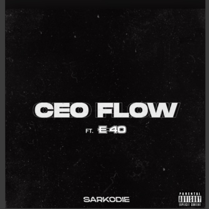 Sarkodie CEO Flow