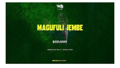 Photo of Rayvanny – Magufuli Jembe