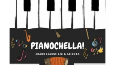 Photo of Major League DJz & Abidoza – Pianochella Ft. Sjavas Da Deejay
