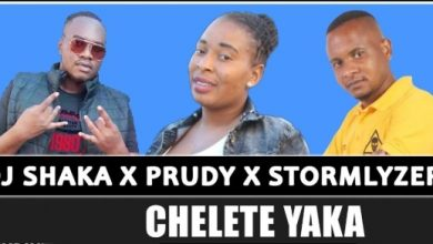 Photo of DJ Shaka, Prudy & Stormlyzer – Chelete Yaka