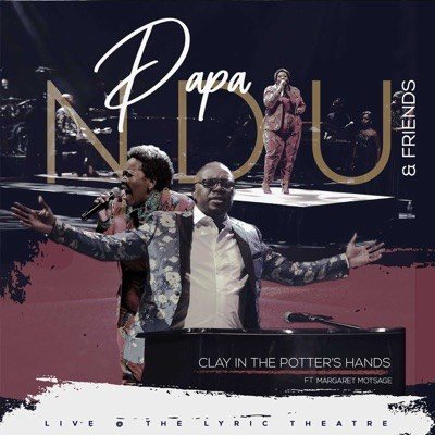 Papa Ndu Clay in the Potters Hands