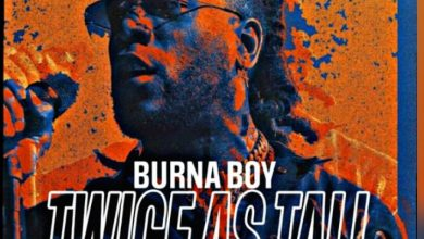 Photo of Burna Boy – Level Up (Twice as Tall) ft. Youssou N'Dour