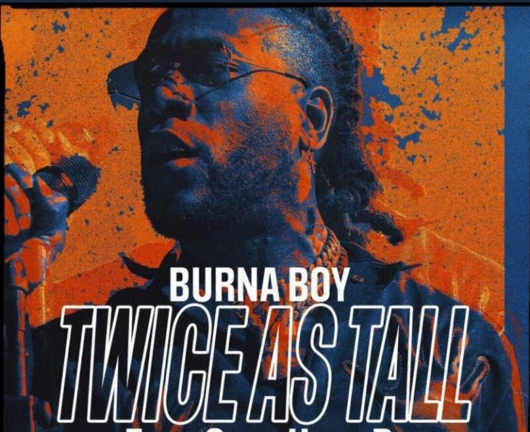 Burna Boy Monsters You Made