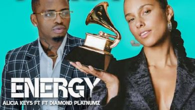 Photo of Alicia Keys – Wasted Energy Ft Diamond