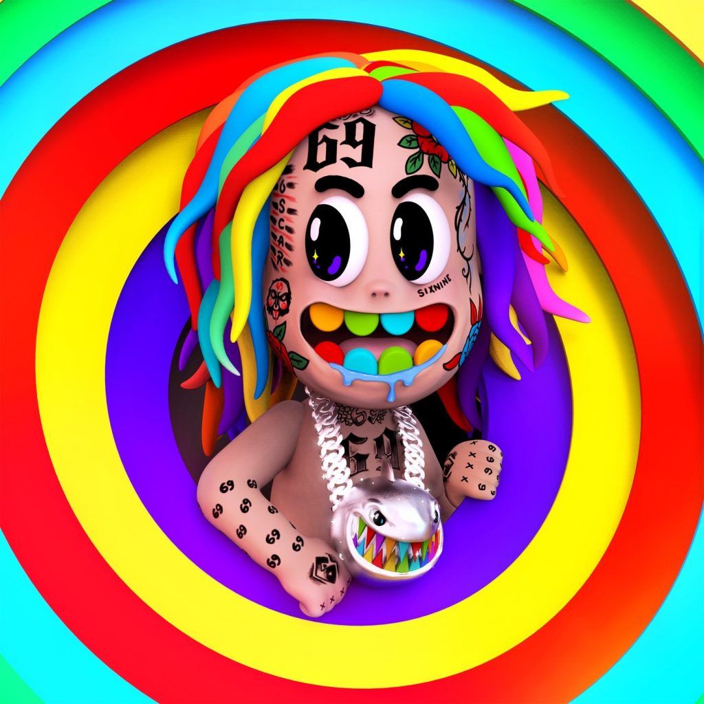 6ix9ine Tattle Tales Album
