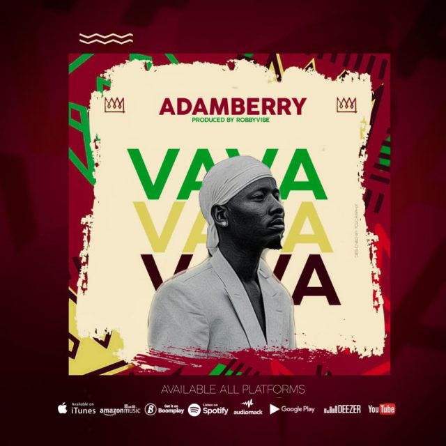 Adam Berry Vava