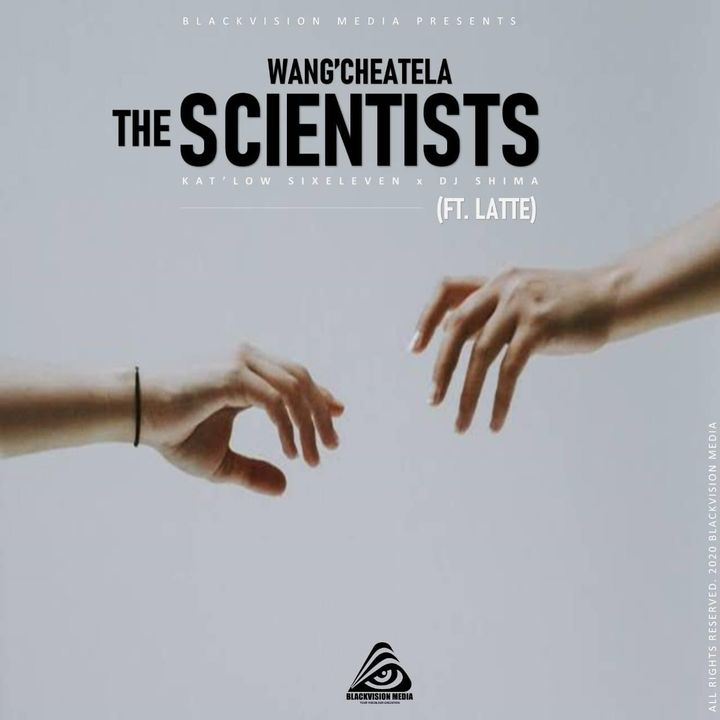 Dj Shima Wang'Cheatela The Scientists