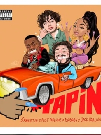 Photo of Saweetie –  Tap In Ft. Post Malone, DaBaby & Jack Harlow