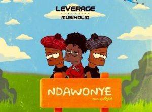 Photo of Leverage – Ndawonye Ft. MusiholiQ