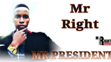 Photo of Mr Right – Mr President Open The Beer