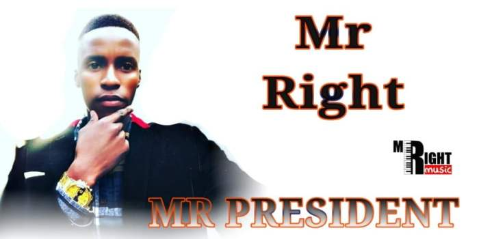 Mr Right Mr President Open The Beer