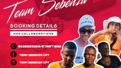 Photo of Touch SA, BenTen & Team Sebenza – Triple Threat