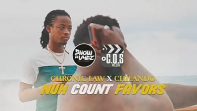 Photo of Chronic Law – Count Favors ft. Chilando