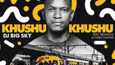 Photo of DJ Big Sky – Khushukhushu Ft. Sbhanga & Gaba Cannal