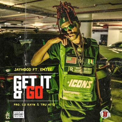 Photo of Jay Hood – Get It & Go Ft. Emtee