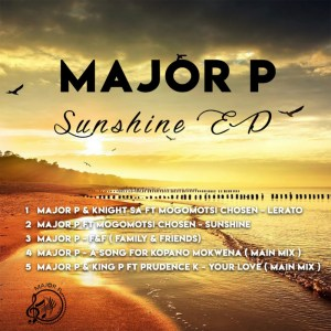 Photo of Major P – Sunshine Ft. Mogomotsi Chosen