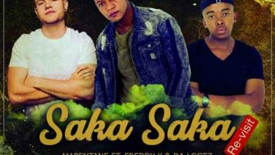 Photo of Mapentane, Freddy K & Dalootz – Saka Saka (Vocal Revisit)