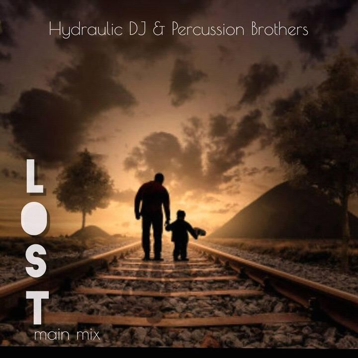 Photo of Hydraulic DJ – Lost Ft. Percussion Brotherz