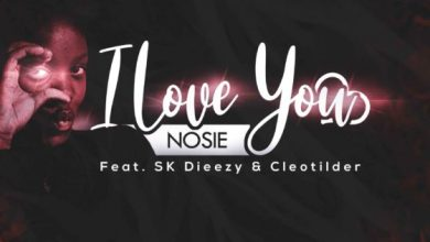 Photo of Nosie – I Love You Ft. SK Dieezy & Cleotilder