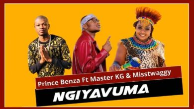 Photo of Prince Benza – Ngiyavuma Ft. Master KG & Misstwaggy