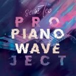 Semi Tee Piano Wave Project